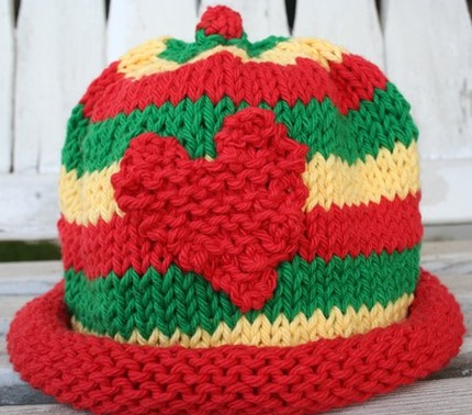 "Sugarpie Knits ""Hat for Hope"""