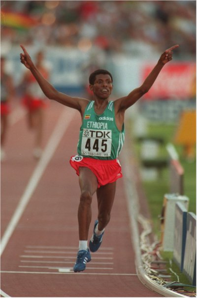 In Ethiopian News Today: Will Haile Gebrselassie miss the Olympics