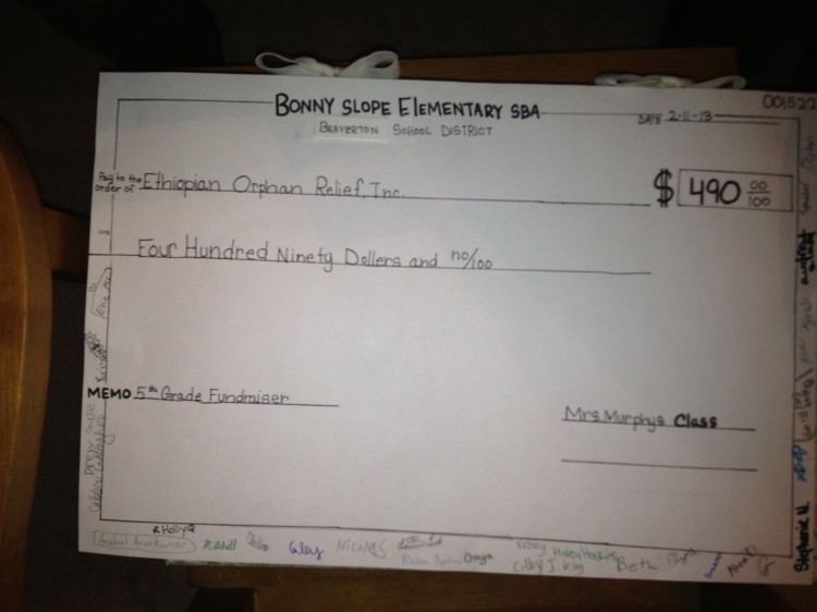 The Official Check